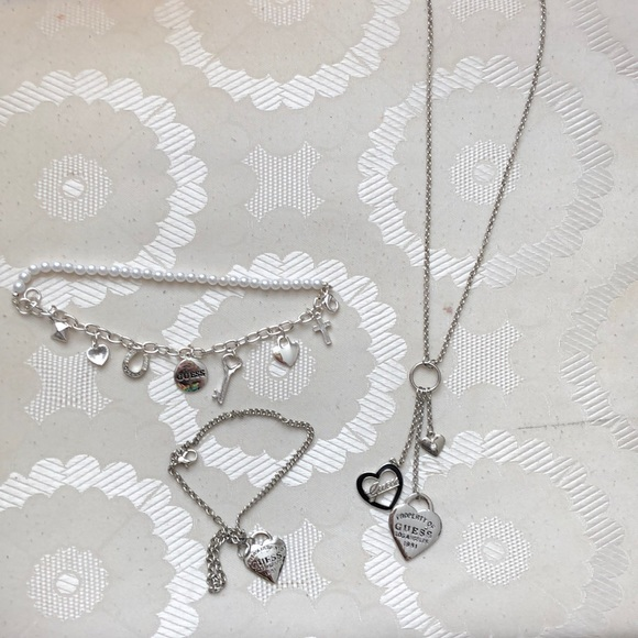 Guess Jewelry - ✨Assorted Guess jewellery✨